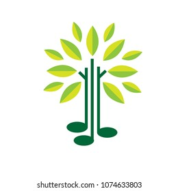 music tree logo