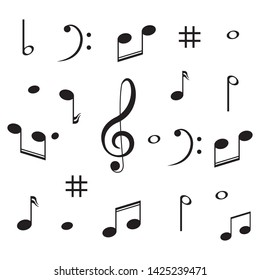 Music Notes Drawing Images Stock Photos Vectors Shutterstock
