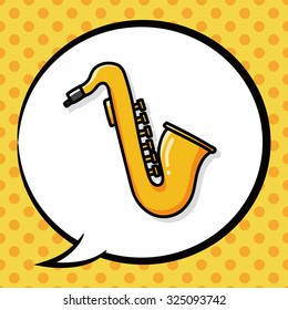 Dessin Saxophone dessin saxophone images, stock photos & vectors | shutterstock