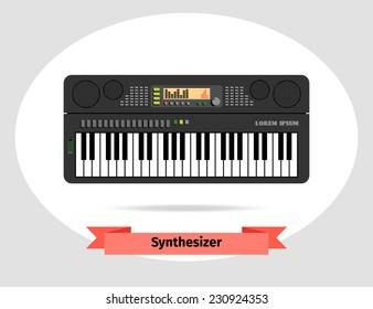 Musical instrument synthesizer