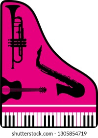 musical instruments for accompaniment