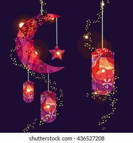 Best Modern Eid Al-Fitr Decorations - muslim-festival-eid-al-fitr-260nw-436527208  Gallery_487496 .jpg