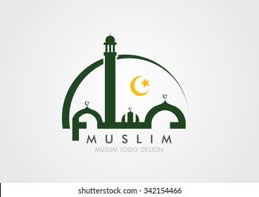 Muslim logo design