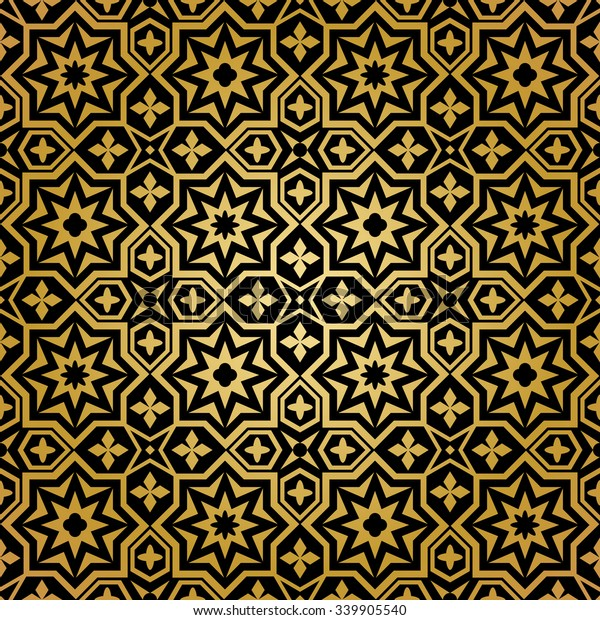 muslim seamless pattern background ornament islamic stock vector royalty free 339905540 https www shutterstock com image vector muslim seamless pattern background ornament islamic 339905540