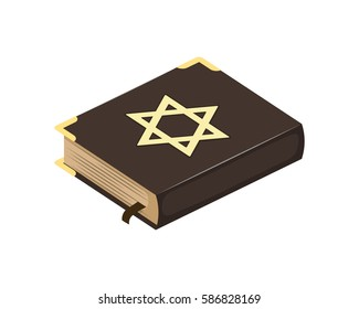 Muslim tradition islam source jew bible book christianity church jew and holy ancient traditional history spirituality biblical scripture vector illustration.