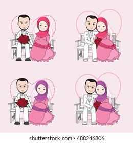 Muslim Couple Images, Stock Photos & Vectors | Shutterstock