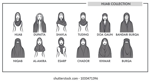 Niqab Fashion Images Stock Photos Vectors Shutterstock