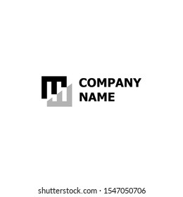 mw letter logo vector, creative and sophisticated mw letter