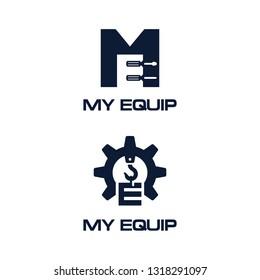 My Equip Logo Designs / Toolkit Logo