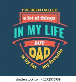 My favorite Dad