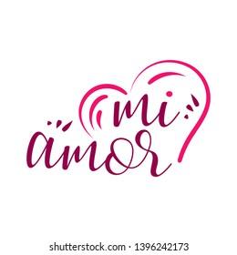 Love in spanish