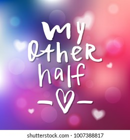 500 You Are My Other Half Pictures Royalty Free Images Stock