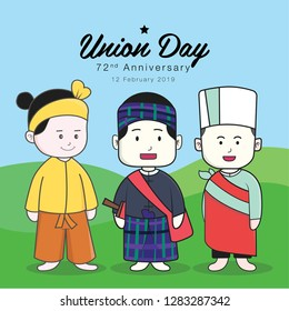 Myanmar Union Day