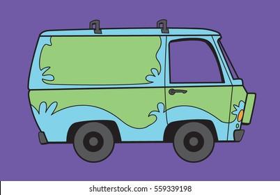 Mystery Van