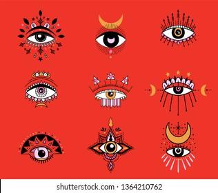 The Mystical Eye