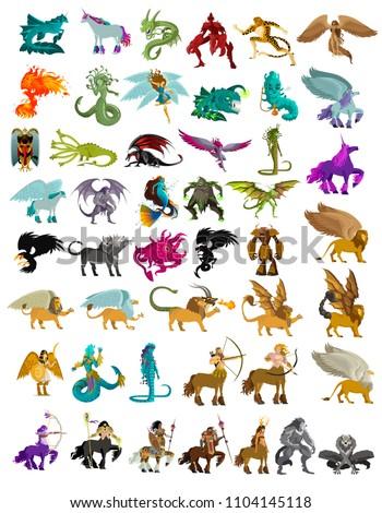 mythology animal fantastic beasts