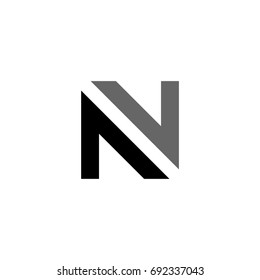 N Letter Logo Template Illustration Design. Vector EPS 10.