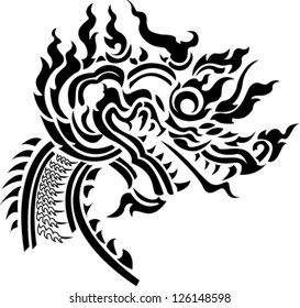 thai dragon images stock photos amp vectors shutterstock