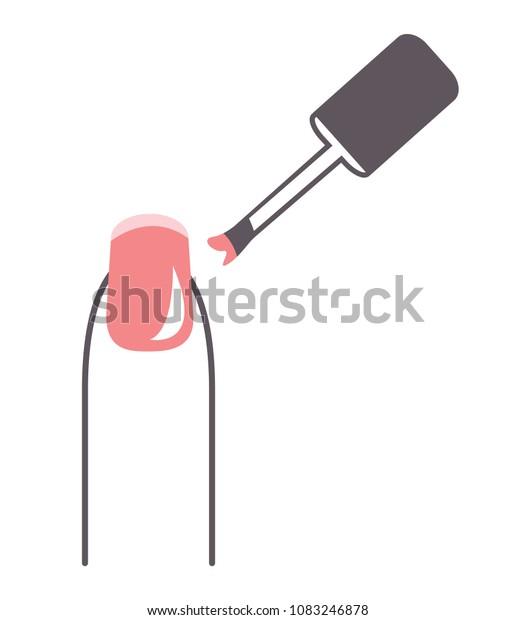 Nail Polish Manicure