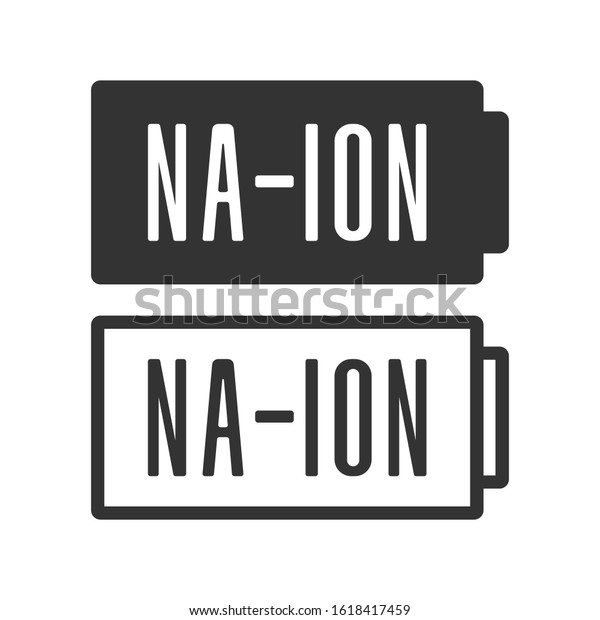 naion batteries battery vector icon sodiumion stock vector royalty free 1618417459 https www shutterstock com image vector naion batteries battery vector icon sodiumion 1618417459