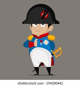 Napoleon Bonaparte cartoon character
