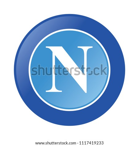 Napoli FC White Background
