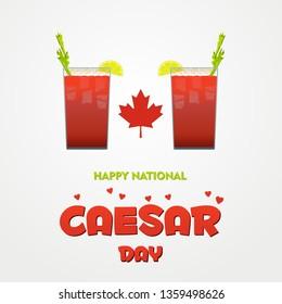 National caesar day in Canada