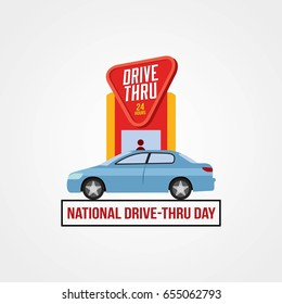 National Drive Thru Day
