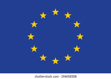 National Flag of Europe