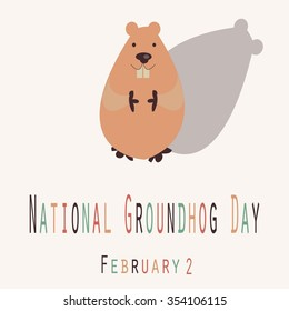 National Groundhog Day  Funny Unofficial Holiday Collection - 115