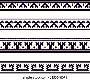 National ornament yamal