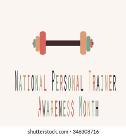 National Personal Trainer Awarness Month
