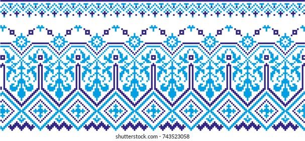 National pixel pattern