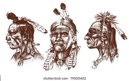 American Indian Symbols Stock Vectors Images Vector Art