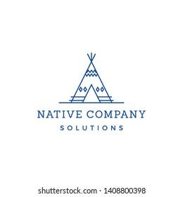 Native Capital Logo Design Inspiration