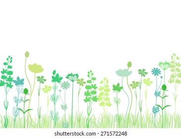 Natural garden