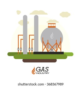 Natural gas design