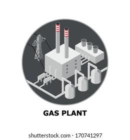 Natural Gas Plant, Non-Renewable Energy Sources - Part 2