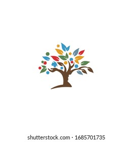Natural Health Care Logo Template EPS 10