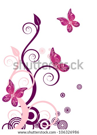 nature design vector stock vector royalty free 106326986