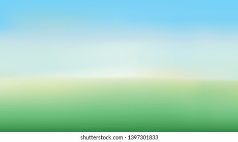 NATURE SIMPLE BACKGROUND, SUMMER, SPRING, MOAN, SKY, VECTOR