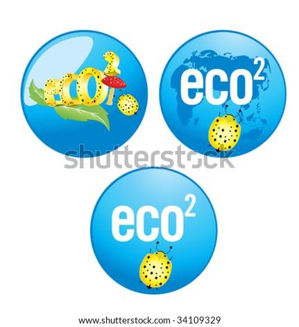 67e1d0a2fa4 Naturel Icon Set 1 Stock Vector (Royalty Free) 34109329 - Shutterstock