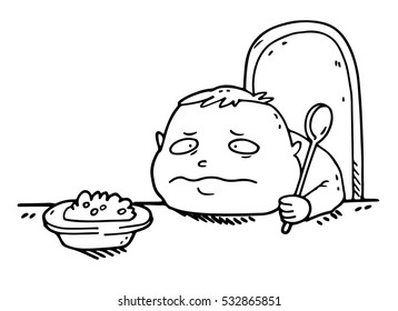 Eating Tasteless Food Images, Stock Photos & Vectors ...