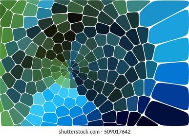 Nautilus Fibonacci pattern vector Background