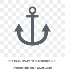 naval icon. naval design concept from Army collection. Simple element vector illustration on transparent background.