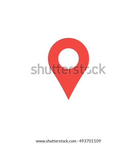 navigation space point on map get のベクター画像素材 ロイヤリティ