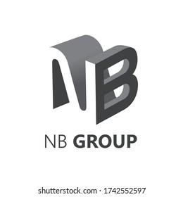 NB GROUP logo, NB logo
