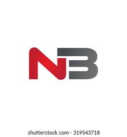 NB N3 company group linked letter logo