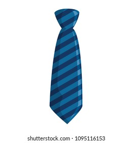 necktie elegant fathers day icon