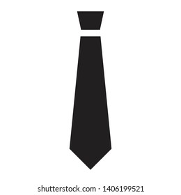 Necktie Icon, Necktie Vector, Necktie Illustration, Necktie eps10